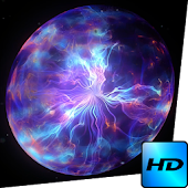 Plasma Globe Live Wallpaper