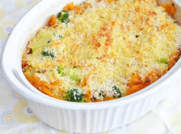 Chicken And Broccoli Pasta Casserole