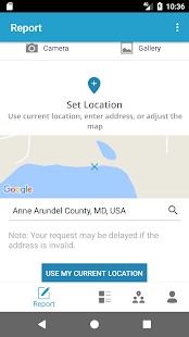 Anne Arundel County 311- screenshot thumbnail