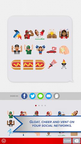 android FanMojis Screenshot 2