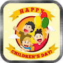 Happy Children Day icon