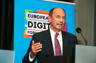 Photo: Wolfgang Dorst, head of department, Industry 4.0 at Bitkom