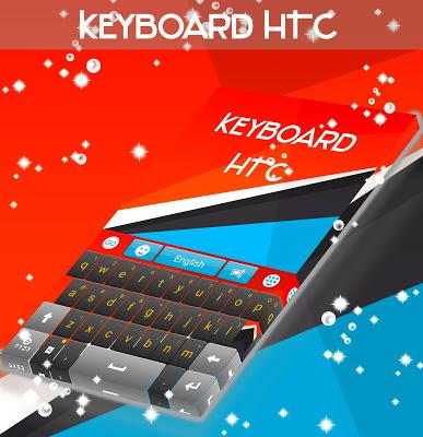 Keyboard for HTC - screenshot