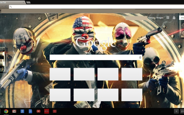 Payday 2 Theme