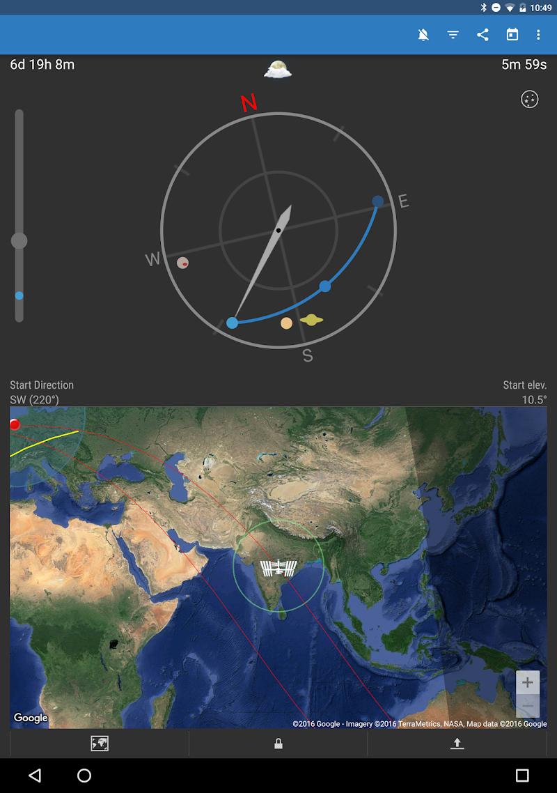 ISS Detector Pro Screenshot 8