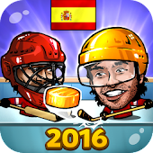Puppet Ice Hockey: 2016 Cup