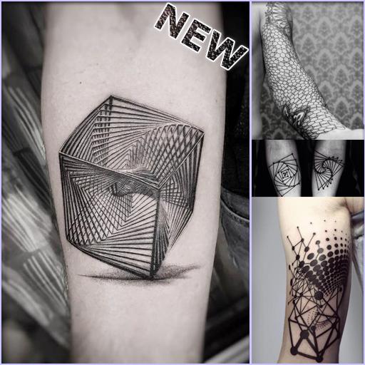 Geometric Tattoos 1.0 screenshots 1
