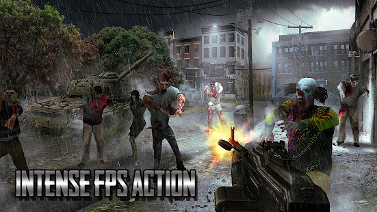 Zombie Hunter - Apocalypse FPS Sniper- screenshot thumbnail