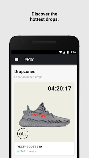 Frenzy - Buy Sneakers and More