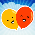 Baby Balloons - Pop & Count icon