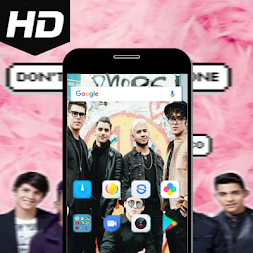 CNCO HD Wallpaper APK screenshot thumbnail 1
