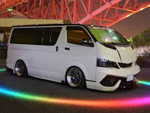 ハイエースバン TRH200V S-GL TRH200V H19年型のカスタム事例画像 DJけーちゃんだよさんの2020年10月24日11:21の投稿