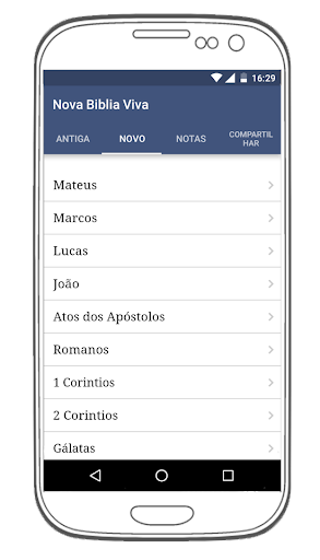 Nova Biblia Viva 1.1 screenshots 2
