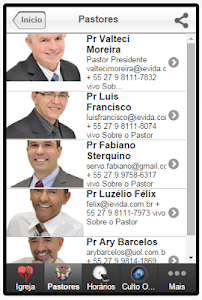 IEV - Igreja Evangélica Vida screenshot 3