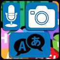 Photo and Voice Translator icon