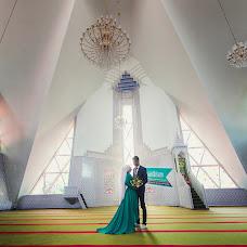 Wedding photographer Dim Tulunguzhin (dimolution). Photo of 18.11.2017