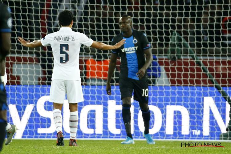 'Club Brugge was bijna verlost van Diagne, maar... coronavirus gooit roet in het eten'