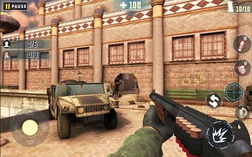 Frontline Critical Strike: New FPS Shoot War 1.0.1 13
