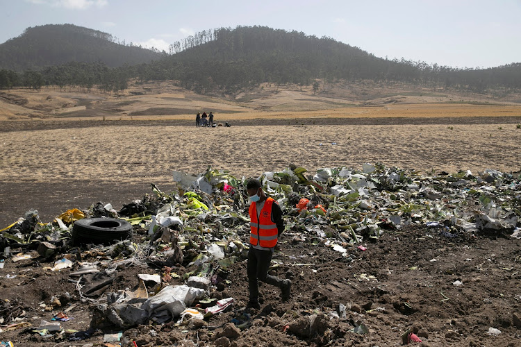 Black boxes from Ethiopia crash to be sent overseas