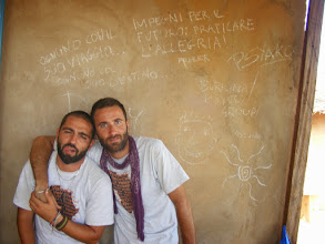 Photo: Emiliano Giacinti e Gianfranco Marcucci