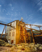 Photo: Standard Mill at Night
