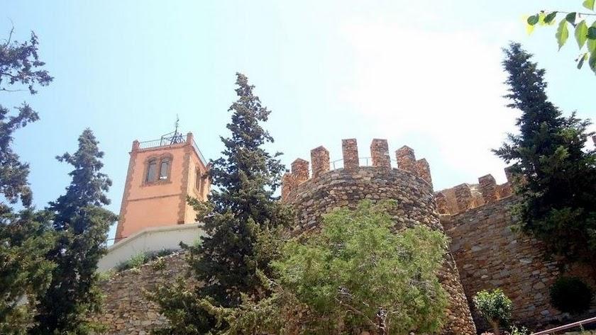 El castillo de Serón, una fortaleza del S. XIII