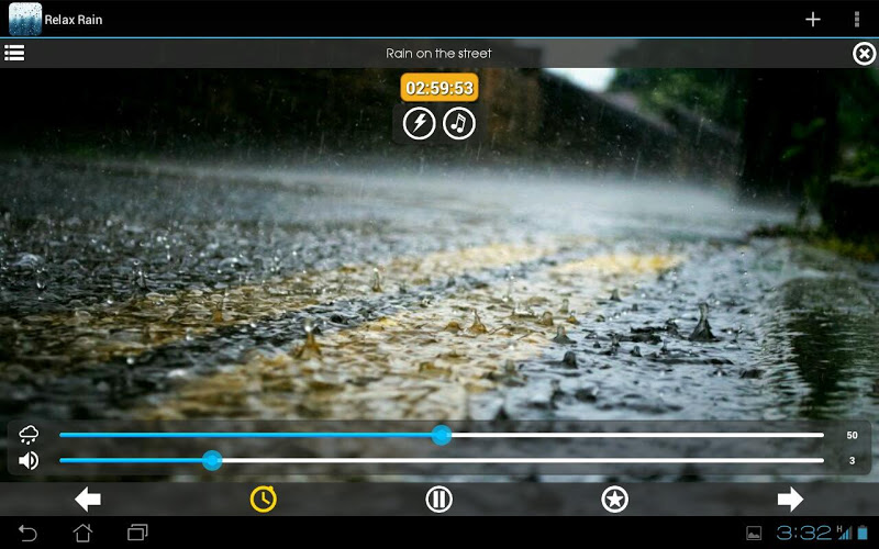 Relax Rain ~ Rain Sounds Screenshot 13