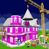 Doll House Design & Decoration 2: Girls House Game Android APK Download Free By Sablo Games
