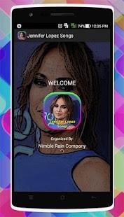 Jennifer Lopez Songs - náhled