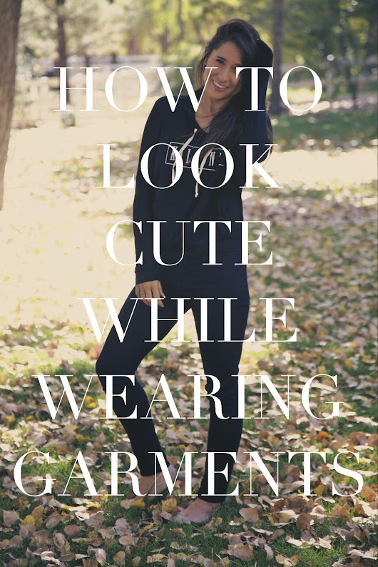 10 Tips on How to Look Cute While Wearing Garments!