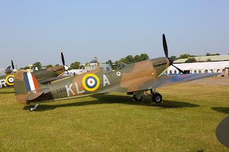 Photo: Supermarine Spitfire Mk1