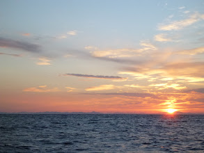 Photo: 太陽も昇ってきたぜー!