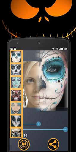玩免費攝影APP|下載Halloween Face Changer app不用錢|硬是要APP