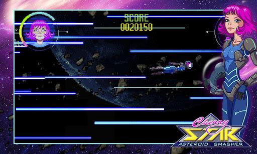 Cherry Star: Asteroid S. FREE