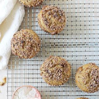 Banana Bread Quinoa Muffins.