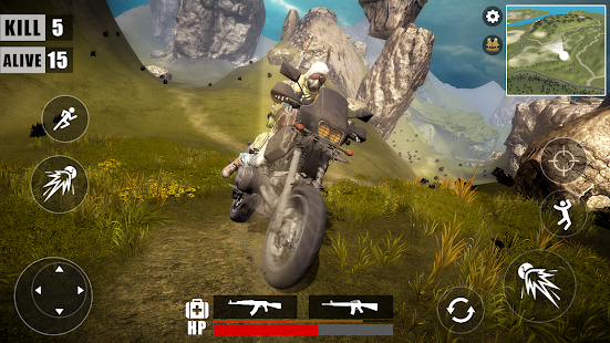 Download Survival Battleground Free Fire : Battle Royale For PC Windows and Mac apk screenshot 5