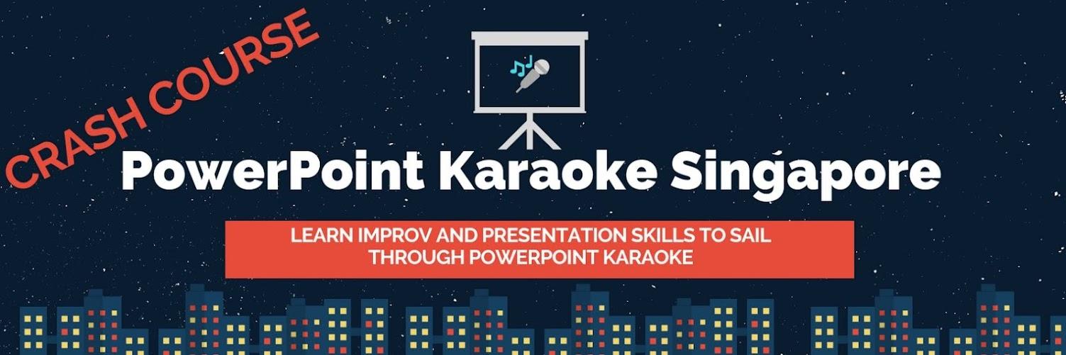 [Workshop] PowerPoint Karaoke Crash Course March edition