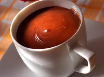 Easy hot chocolate