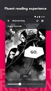 Manga Books Screenshot
