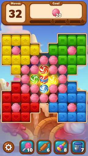 Sweet Blast: Cookie Land 1.0.8 screenshots 2