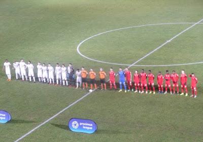KV Mechelen wint met ruime cijfers in Tubeke