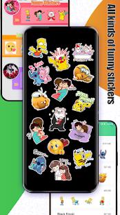 Download Love Sticker for WhatsApp - Emoji & Gif For PC Windows and Mac apk screenshot 1