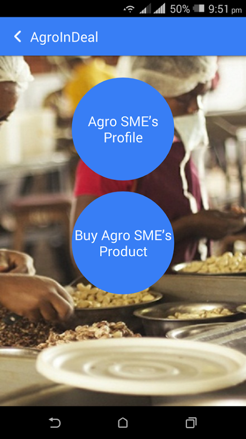 AgroIn - Agriculture App- screenshot