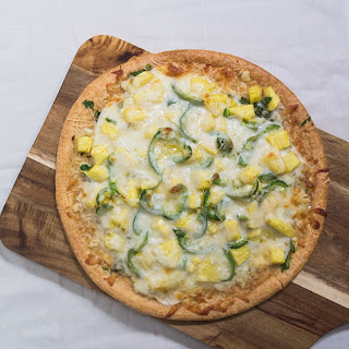 Pineapple Pizza Vegetarian Recipes.