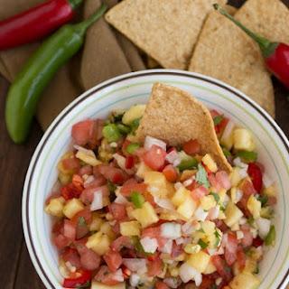 Fresh Chili-Pineapple Salsa