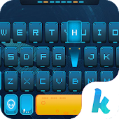 Future Warrior Kika Keyboard