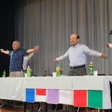 Photo: もう少し手を挙げて! ゴー ロク!