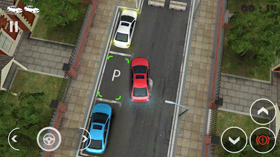 Parking Challenge 3D [LITE] Screenshot 1