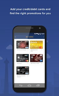 Kartoo - Credit & Debit Promos- screenshot thumbnail