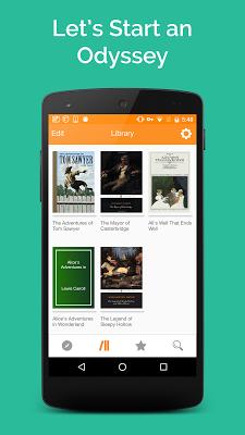 Gutenberg Books - screenshot